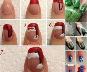 christmas, tumblr, and makeup image