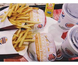 food and burgerking image