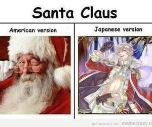 anime, christmas, and japanese version image
