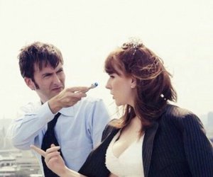 doctor who, dw, and donna noble image