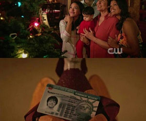 family, merry christmas, and jane the virgin image