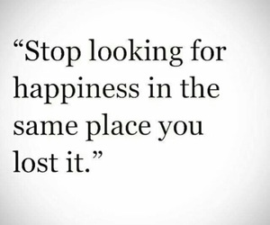 quotes, happiness, and lost image