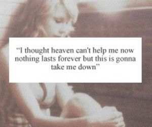 Lyrics, Taylor Swift, and wildest dreams image