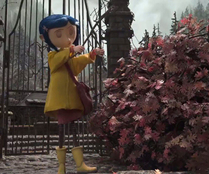 coraline, filme, and coraline jones image