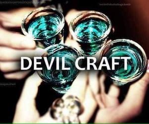 hush hush, devil craft, and devilcraft image
