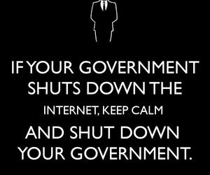 government and internet image