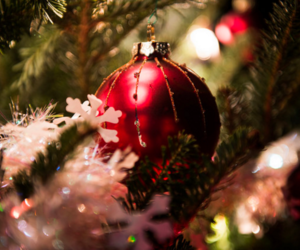 christmas, colorful, and dreamy image