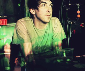 all time low, music, and alex barakat image