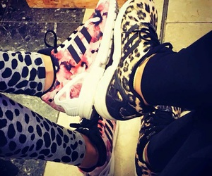 fashion shoes, 💜, and adidas love image