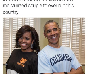 perfection, president barack obama, and michelle obama image