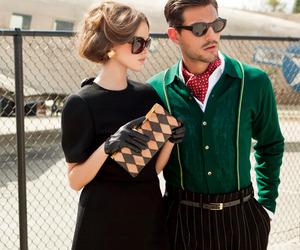 fashion, style, and couple image