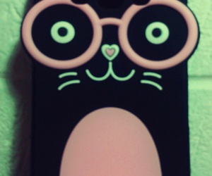 gatito, samsung, and fundas para iphone image