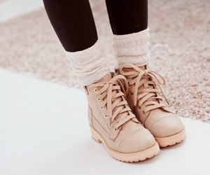 shoes, boots, and kfashion image