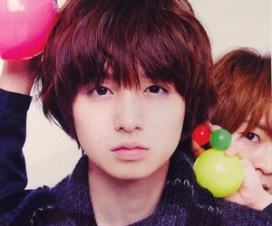 hey!say!jump and 伊野尾慧 image