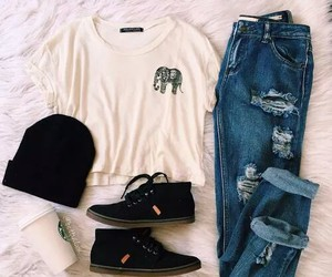 hipster, outfit, and outfits image