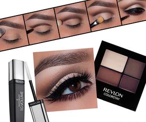 cool, eyes, and revlon image