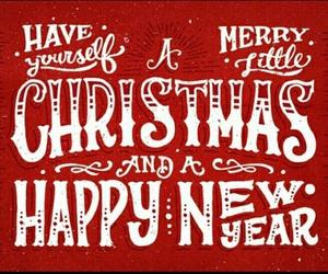 christmas, merry christmas, and happy image