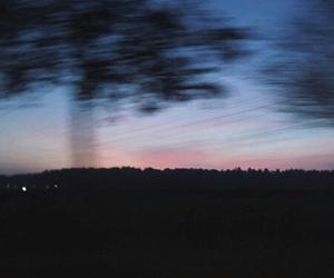 indie, grunge, and sky image