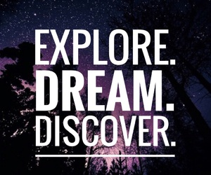discover, dreams, and Dream image