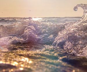 Matthew Fox, ocean, and waves image