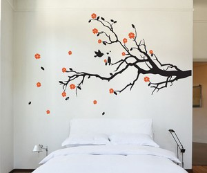 home decor, wall decal, and wall sticker image
