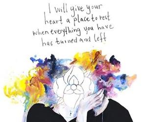 quote, la dispute, and love image