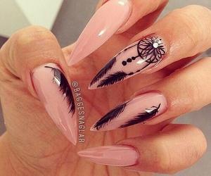 beautiful, tumblr, and nail image