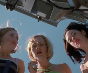 jawbreaker, Rose McGowan, and julie benz image