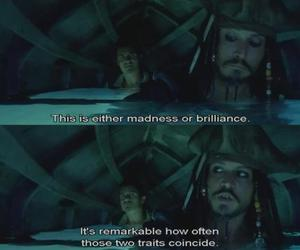 jack sparrow, johnny depp, and phrases image