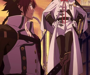 anime, manga, and owari no seraph image