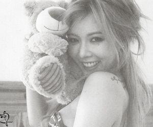 kpop, hyuna kpop, and photobook image