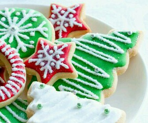 holiday, sweets, and treats image