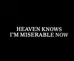 80's, the smiths, and heaven knows image