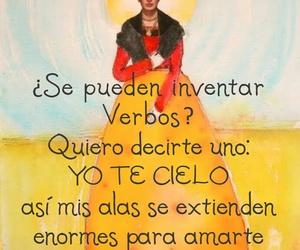 love, Frida, and frida kahlo image