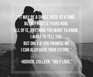 ugly love, colleen hoover, and love image