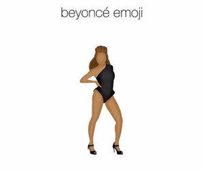 beyoncé, emoji, and lol image