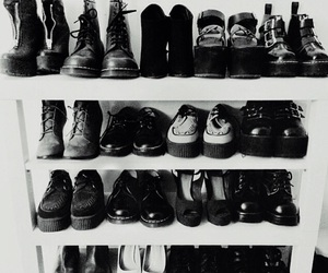 shoes, grunge, and style image
