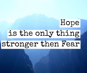 hope, quotes, and hunger games image