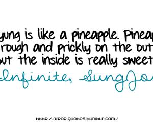 infinite, sweet, and myungsoo image
