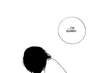 manga, sad, and girl image