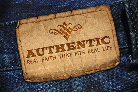 being your authentic self image