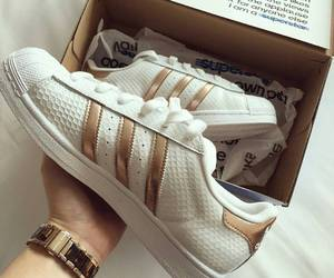 adidas, girl, and sneakers image