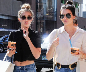 model, street style, and kendall jenner image