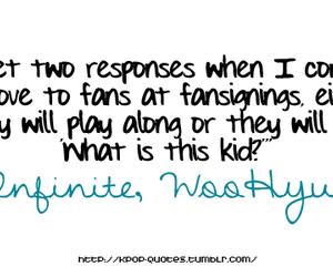 funny, infinite, and nam woohyun image