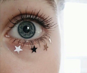 stars, eyes, and eye image