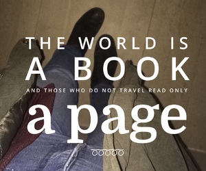 books, travel, and world image
