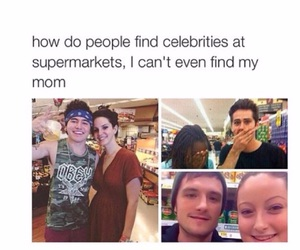 funny, celebrity, and mom image