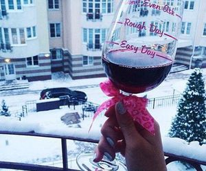 snow and wine image