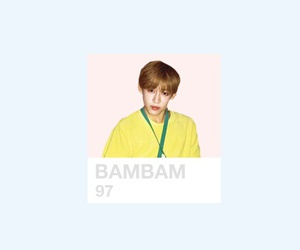 kpop, bambam, and 97 image