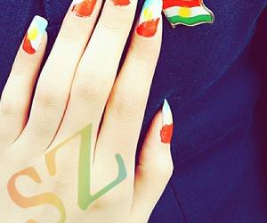 flag, habibi, and kurdish image